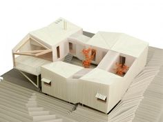 Click above to see larger image - Model. House of Would. Courtesy of elii.