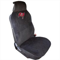 NFL Tampa Bay Buccaneers Plush Seat Cover, Multicolor