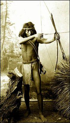 Apache Indian Bow And Arrow - Quoteko.com
