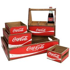 I'd LOVE to have these. We have one crate from 1972, but I'd love to add to it for sure!