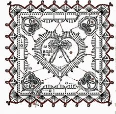 Uncinetto e crochet: Tre meravigliosi quadrati all'uncinetto crochet