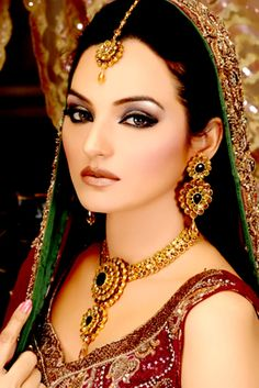 Bridal Makeup & Jewellery