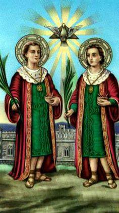 Santi Cosma e Damiano.jpg (282×504)