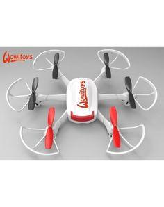 Drone 6 Ejes Blanco 2,4Ghz RTF