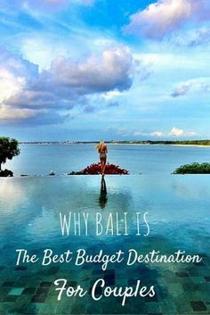 Many tropical destinations are overrun with tourists, overpriced, or both. Bali is neither. Bali is the most popular island in the Indonesian archipelago and is one of the most incredible destinations on the planet. Not to mention, it's easy to travel Bali on a budget for couples and single travellers alike!  #cheapbalitour58