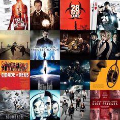 Bayram tavsiyesi filmler   1-Ne Le Dis A Personne/ Kimseye Söyleme 2-The Illusionist/Sihirbaz 3-28 Days Later/28 Gün Sonra 4-21 5-Never Let Me Go/Beni Asla Bırakma 6-Predestination/Kader 7-Whiplash 8-El Cuerpo/Ceset 9-Cida De Deus/Tanrıkent 10-Man From Earth-Dünyalı 11-Panzehir 12-The King's Speech/Zoraki Kral 13-Source Code/Yaşam Şifresi 14-Gattaca 15Now You See Me/Sihirbazlar Çetesi  16-Side Effects/Acı Reçete #film #movie #sinema #cinema