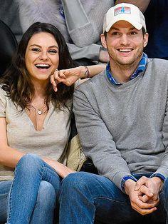 Ashton Kutcher-Mila Kunis To Become Parents For The Second Time | PINKVILLA