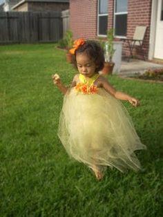 Halter Tutu Dresses