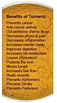 Benefits of Turmeric - Elephant Journal