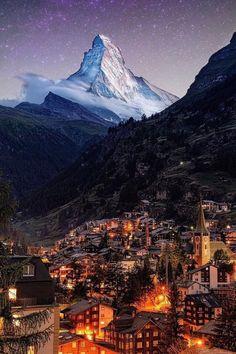 Velaris aka a town in Switzerland