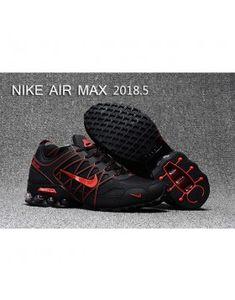 timeless design e2507 c4f2b Nike Air Max 2018.5 Sneaker Running Herren Schwarz Rot(Nike Air Max 2018  Laufschuh