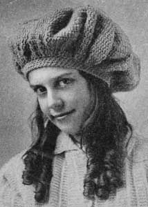 Image result for tam o shanter hat 1940s