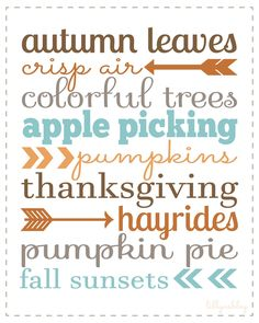 fall printable free fall printables free printables for autumn Autumn Crafts, Holiday Crafts, Thanksgiving Crafts, Holiday Ideas, Fall Subway Art, Fall Projects, Vinyl Projects, Fall Signs, Holiday Signs