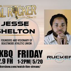 Learn more about  #JesseShelton founders and visionary of BeastMode Athletic Union http://ift.tt/1syPKld #alruckershow by alruckershow