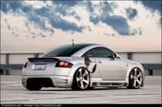 2001 Audi TT Coupe Custom - http://sickestcars.com/2013/05/22/2001-audi-tt-coupe-custom/