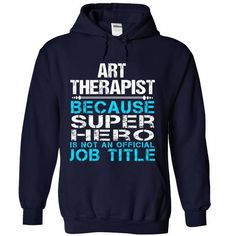 Art Therapist T-Shirts, Hoodies (39.99$ ==► Shopping Now to order this Shirt!)