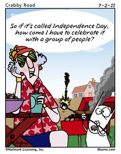 4th of july quotes humor