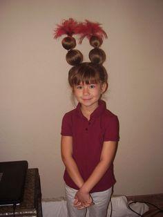 Dr Seuss Hairstyles 35738 70 Best Dr Seuss who Ville Hair Ideas Images In 2018 - Hair Styles - Best Hair Styles Whoville Costumes, Dr Seuss Costumes, Whoville Hair, Seussical Costumes, Diy Costumes, Dr. Seuss, Dr Seuss Who, Crazy Hair Day At School, Crazy Hair Days