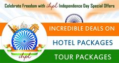 This Independence Day 2015 celebrate your freedom in Goa with IHPL special offers!