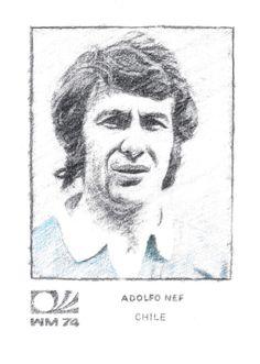 #98: Adolfo Nef, Chile