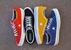 The Converse One Star is making a strong comeback aided by Lunarlon for a performance twist. It's hard to believe that this silhouette was once a dominant choice in the basketball world, found on the feet of plenty of college … Continue reading →