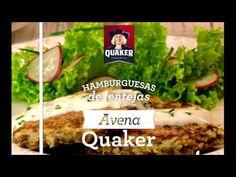 Hamburguesas de Lenteja y Avena Quaker | Quaker Chile