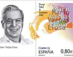 Mario Vargas Llosa, Nobel Prize Winner in    Literature 2010