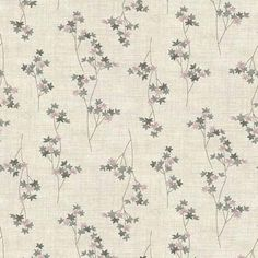 Maple Leaf Pink Serenity from Makower Textured Background, Serenity, Vintage World Maps, Fabric, Pink, Tejido, Tela, Cloths, Fabrics