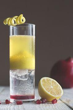 Holiday Pop Cocktail @honestlyyum