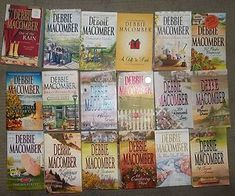 lot 18 DEBBIE MACOMBER books CEDAR COVE series BLOSSOM STREET The Shop