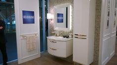 Magnifica bathrooms design by Pareschi #interiordesign #exhibition #madeinitaly #iSaloni #Moscow #Scavolini #iSaloni2014