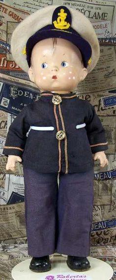 Skippy by Effanbee -- Patsy Doll's friend.