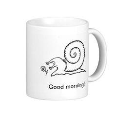 Snail (mug)