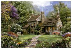 Resultado de imagen de puzzles casa