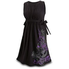 Jack Skellington Dress for Women | Disney Store