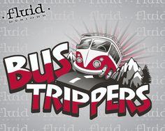 Bus Trippers updated logo  ©  Fluid ©  www.fluiddsn.com