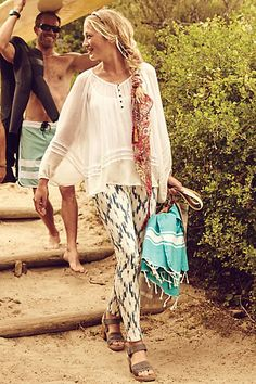 Naome Peasant Top #anthropologie