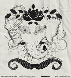Ganesh - Boutique tee-shirts Samirabien