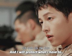 Ep 4 #descendants of the sun
