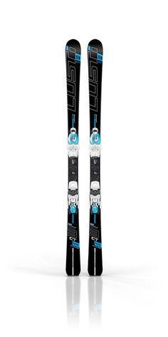 lusti bct ski design