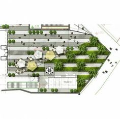 Best landscaping design campus Ideas landscaping is part of Urban landscape design - Landscape Design Plans, Landscape Concept, Landscape Architecture Design, Urban Landscape, Plans Architecture, Architecture Graphics, Modern Landscaping, Landscaping Ideas, Shade Landscaping