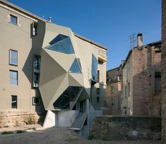 Built by BailoRull ADD+ Arquitectura in Manresa, Spain with date 2006. Images by Duccio Malagamba. We'd like to thank the photographer Duccio Malagamba for shearing with us this great photo set. We invite you all to ...