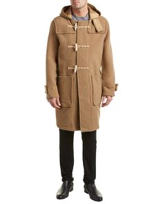 You need to see this Gloverall Monty Original Wool-Blend Duffle Coat on Rue La La.  Get in and shop (quickly!): https://www.ruelala.com/boutique/product/102487/32007177?inv=doofkzkk&aid=6191