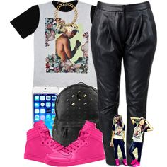 july 2 2k14, created by xo-beauty on Polyvore