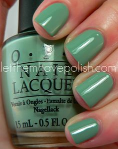 OPI Holland Collection ~ Thanks a Windmillion
