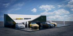 Mercedes_Petronas on Behance