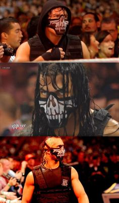 Belive In The Shield (I believe in 2 members, Dean and Roman)