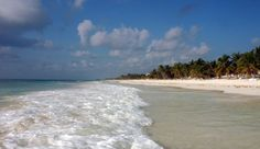 beautiful tulum - the beach at ana y jose.