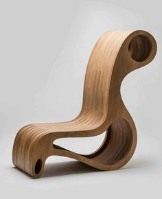 siège, bois, X2 chair, Giorgio Caparaso, for Lessmore