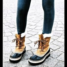 "Selling this ""Free People Sorel buff black Caribou Weather Boot"" in my Poshmark closet! My username is: richbororiches. #shopmycloset #poshmark #fashion #shopping #style #forsale #Free People / Sorel #Shoes"